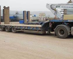 BAUM TP - Roville-devant-Bayon - Transport engins et location - Transfert d'engins de chantier et convois exceptionnels